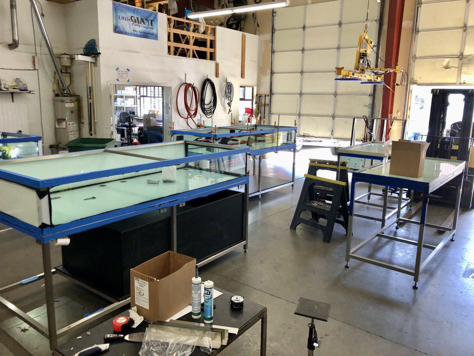 Aquatic Enterprises, Washington